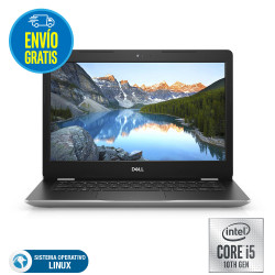Notebook Dell 14 Inspiron 3493 I5 1035G1 Sistema Operativo Linux