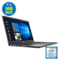Notebook Dell 14 Latitude 7400 I7 8665U Windows 10 Profesional