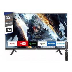 """Smart Tv 32"""" Tcl Control Voz Android Tv Netflix Hd L32s6500"""