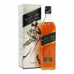 Whisky Johnnie Walker Black Label edición especial 750l