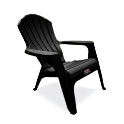 Sillon Reposera Country Negro - Colombraro