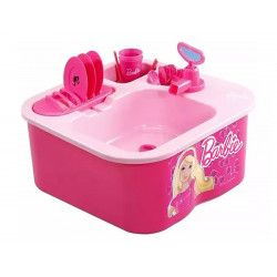 Lavavajillas Barbie con Accesorios