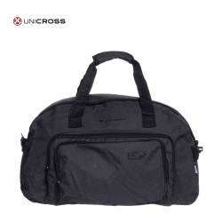 "BOLSO UNICROSS 22"" color gris"