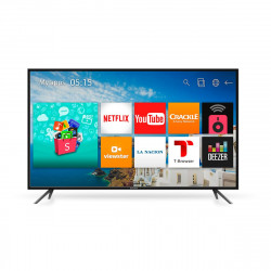 "SMART TV 50"" 4K HITACHI LE504KSMART18"