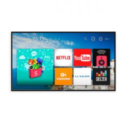 Smart Tv Hitachi Ultra Hd 4k 55 Cdh-le554ksmart18a