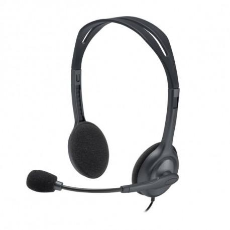 Auricular CMic Logitech H111 Stereo