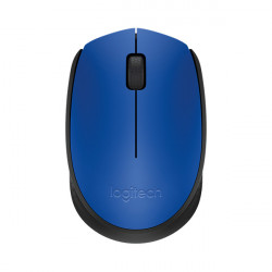 Mouse Wireless Logitech M170 Blue