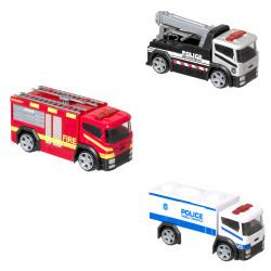 Vehículos de Emergencia Teamsterz