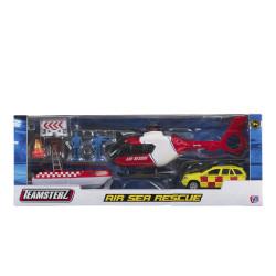 Vehiculo de Rescate Teamsterz
