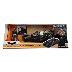 Vehiculo Batimovil 2008 The Dark Knight