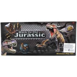 Setde Dinosaurios Back to The Jurassic Mediano