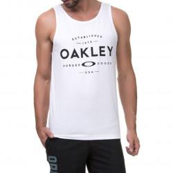 Oakley Musculosa Blanca Tank