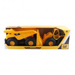 Máquinas de Construcción Cat 21cm x 2
