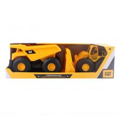 Máquinas de Construcción Cat 15cm x 2uni