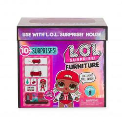 Muñecas LOL Surprise Furniture Autos