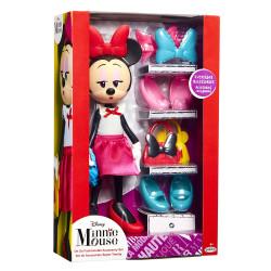 Muñeca Minnie Con Accesorios
