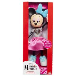 Muñeca Fashion Minnie Corazón Brillante