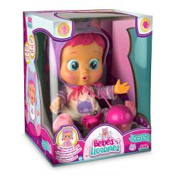 Muñeca Cry Babies Deluxe Katie