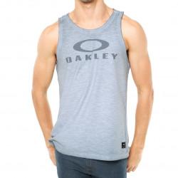 Musculosa Oakley Tanks Light Gris