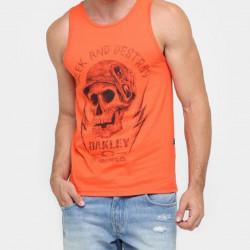 Musculosa Oakley Tanks Naranja
