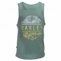 Musculosa Oakley Tanks Chinois Verde