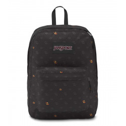 Mochila Jansport Superbreak Negra Increibles 2