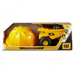Kit De Construcción Cat Vehículo Y Casco