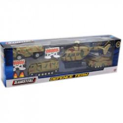 Equipo De Defensa Teamsterz