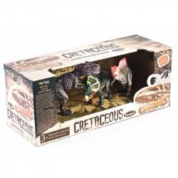 Dinosaurios Sorpresa Cretaceous Set X 3 Chicos