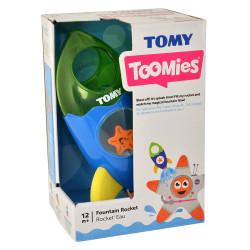 Coheteespacialparabaño- Tomy
