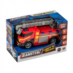 Camión De Bomberos Teamsterz