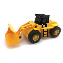 Camion Wheel Loader Mini Cat Con Luz Y Sonido