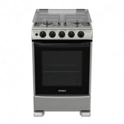 Cocina Multigas 55Cm. Patrick CP9656I Inox