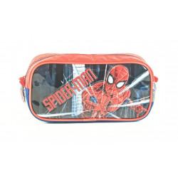 Portalapices Spider-Man Sense Oval Azul