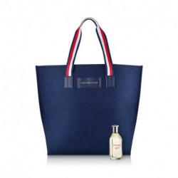 Perfume mujer Tommy Hilfiger EDT 100ml + Bolso azul