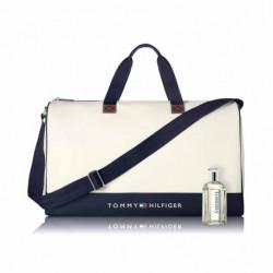 Perfume hombre Tommy Hilfiger EDT 100ml + Bolso blanco