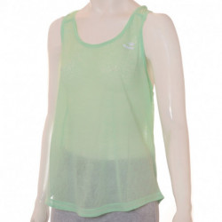 MUSCULOSA TOPPER T-SHIRT SM TRNG LIGHT MUJER