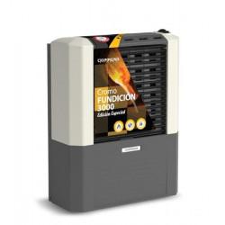 Calefactor Coppens Cromo Fundicion 3000 Kcal Tiro Balanceado