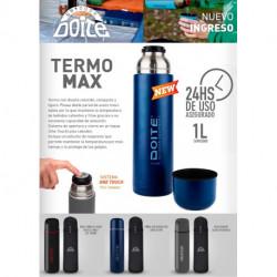 TERMO DOITE MAX 1L GREY