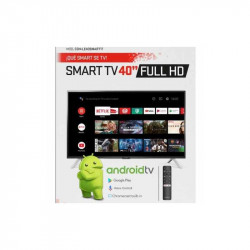 Smart Tv 40 Tcl L40s6500 Fhd Android Control Voz Full HD