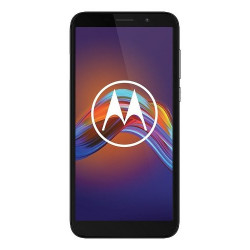 Moto E6 Play Steel Black