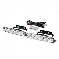 Faro 5 led SMD 50 rectangular (DJ2125LED)