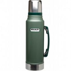 Termo Classic 1 litro verde Stanley (10-09262-009)