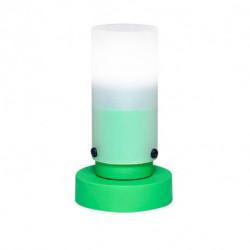 Velador polipropileno pantalla tubo Faroluz (5348/T)
