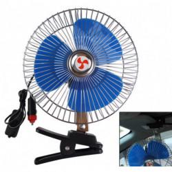 """Ventilador metalico 6"""" 12v (VENT005)"""
