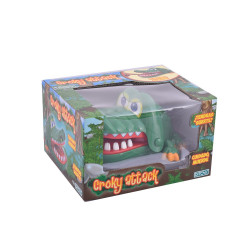 Crocky Attack Game