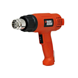 Pistola De Calor 1500w Ajuste Variable Black & Decker HG1500-AR