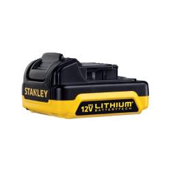 Batería Litio 12 Volts 1.5 Ah Stanley SB12S-AR