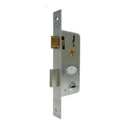 Cerradura de embutir 65x140mm Roa 901