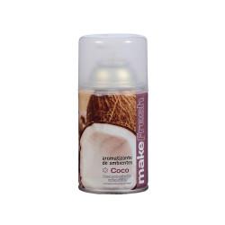 Repuesto aromatizante Coco 270ml Make